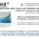 """""""Breathe"""" by Hela Donela exhibition in Balmain"""